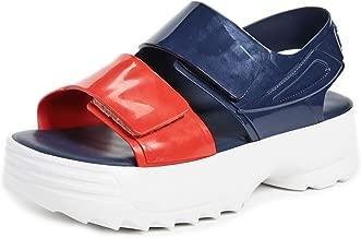 melissa Women's x Fila Sandals