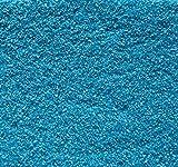 Rhinestone Paradise Dekosand Blau 600g Quarzsand Deko Sand Streusand Streudeko Blauer Sand Streusand Tischdeko Dekorationssand