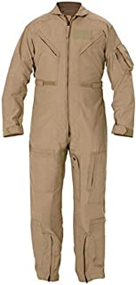 GI CWU 27P Flyers Nomex Coveralls FR Flight Suit Tan