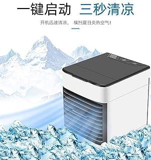 Enfriador pequeño ventilador de aire acondicionado portátil para el hogar Ventilador pequeño mini enfriador USB