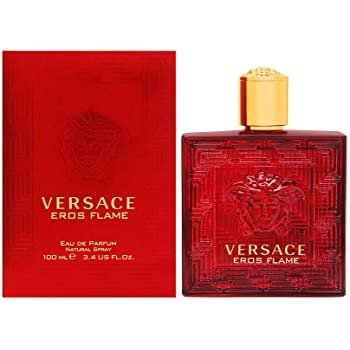 Versace Eros Flame Edp Vapo 100 ml - 100 ml: Amazon.es