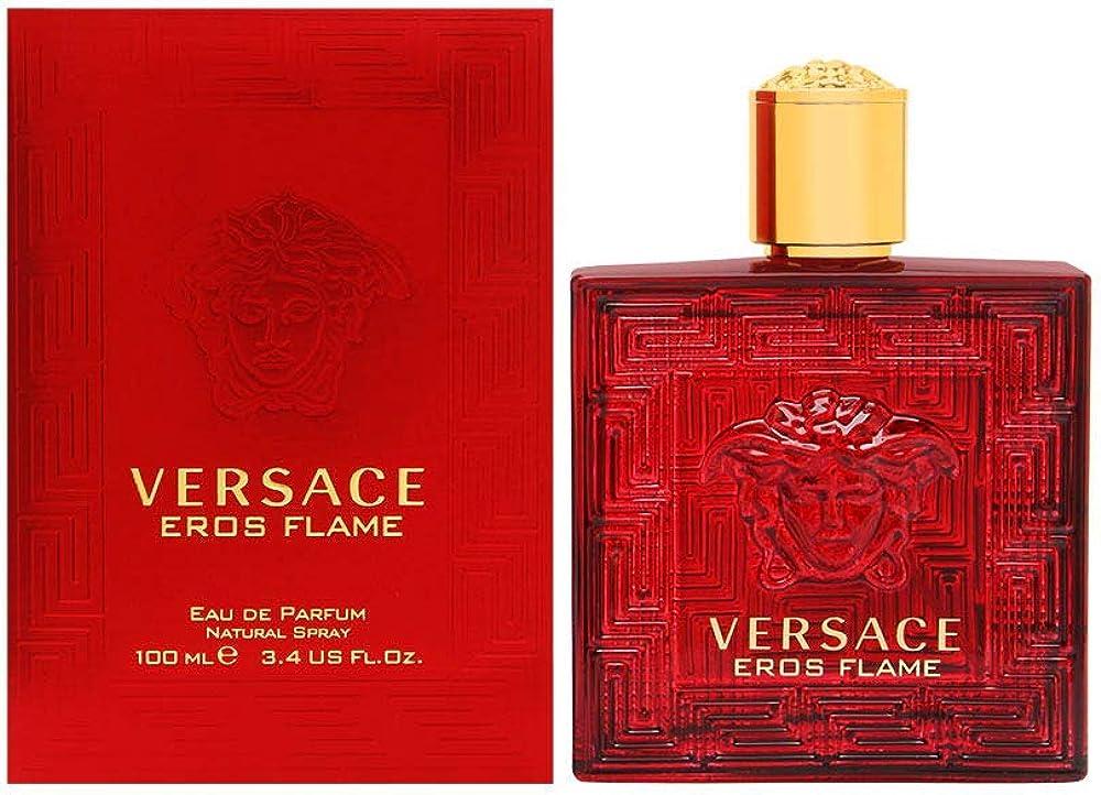 Versace EROS FLAME, eau de parfum,PRFUMO per uomo, 100 ml VE741010