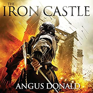 The Iron Castle     The Outlaw Chronicles              By:                                                                                                                                 Angus Donald                               Narrated by:                                                                                                                                 Mike Rogers                      Length: 11 hrs and 56 mins     84 ratings     Overall 4.8