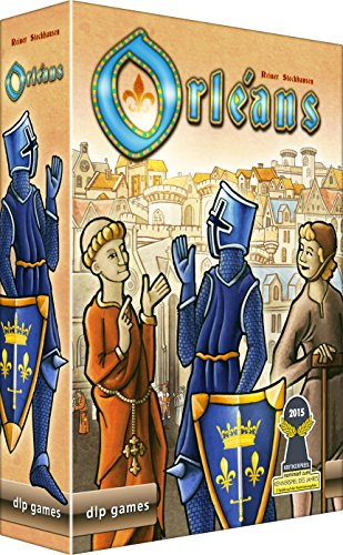 dlp games Unbekannt CK009 - Orléans, Strategiespiel
