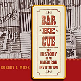 Barbecue audiobook cover art