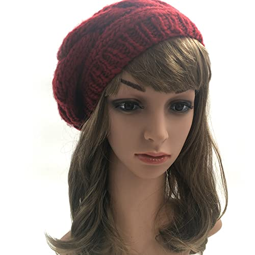 dfb5d9266 Knitted Berets: Amazon.com