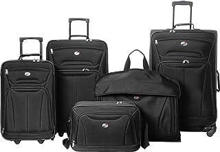 American Tourister Wakefield 5 Piece Luggage Set (Black)
