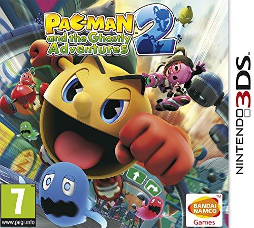 Pac-Man and The Ghostly Adventures 2 (Nintendo 3DS) [Edizione: Regno Unito]