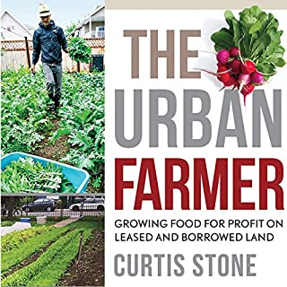 The Urban Farmer audiobook cover art