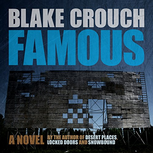 Famous: A Novel audiobook cover art