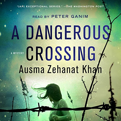 A Dangerous Crossing audiobook cover art