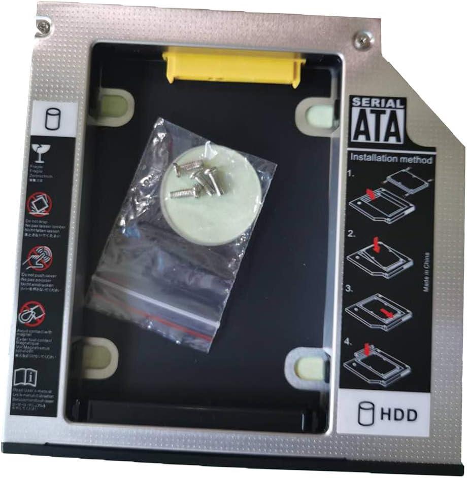 Cheap mail order shopping Gazechimp 12.7mm Baltimore Mall SATA I II III Caddy Drive Tray HDD Module Hard