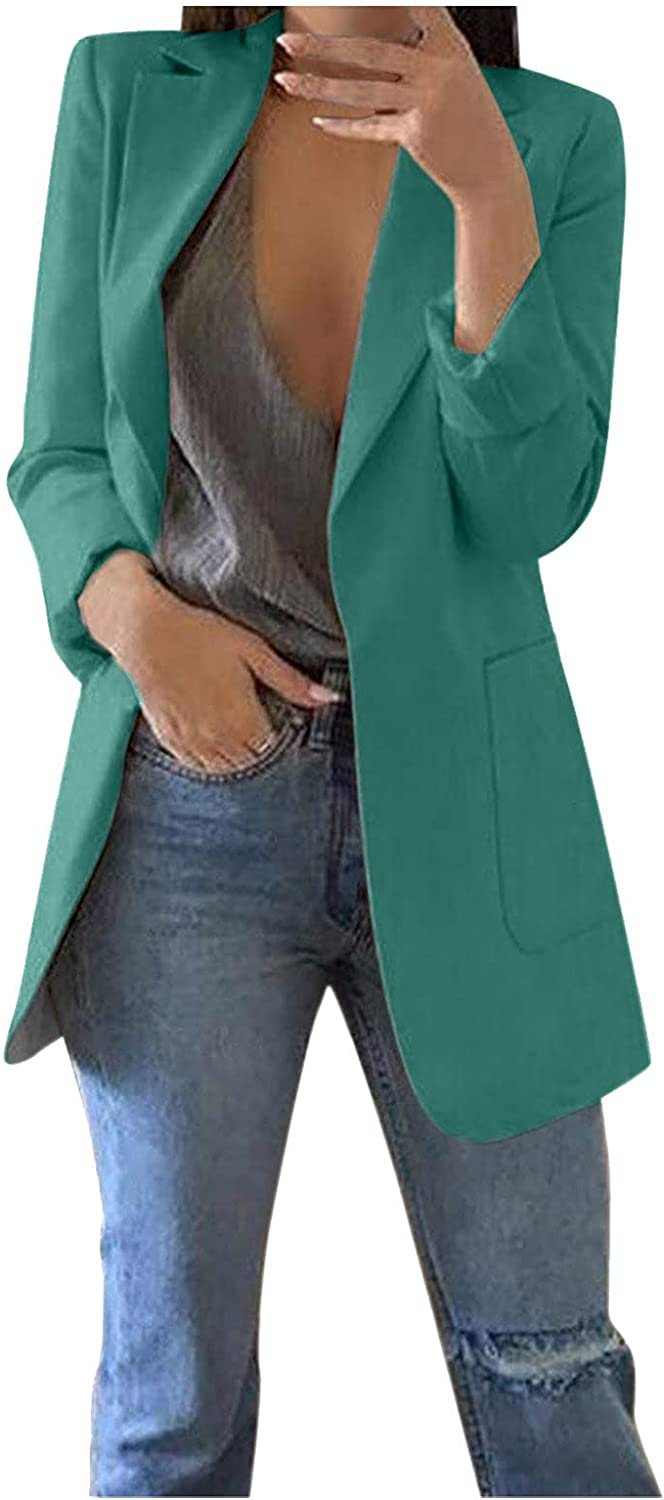 Blazer Jackets for Women Suits Professional Office Outlet sale feature Lig Limited price