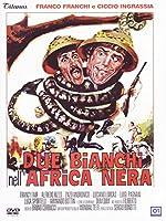 Due Bianchi Nell'Africa Nera [Italian Edition]