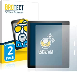 BROTECT 2x Antireflecterende Beschermfolie compatibel met Amazon Kindle Oasis 2019 (10. Generatie) Anti-Glare Screen Prote...