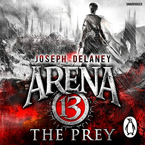 Arena 13: The Prey cover art
