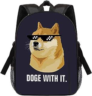 Cool Cartoon Dog School Backpack for Girls Kids Kindergarten School Bags Child Bookbag
