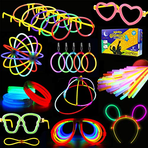 Glows sticks are definitely fun for stocking stuffer ideas for teenage girls.