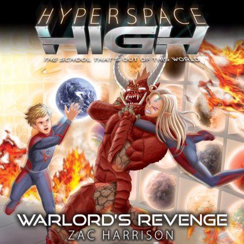 Warlord's Revenge audiobook cover art