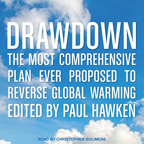 Drawdown Audiobook By Paul Hawken cover art