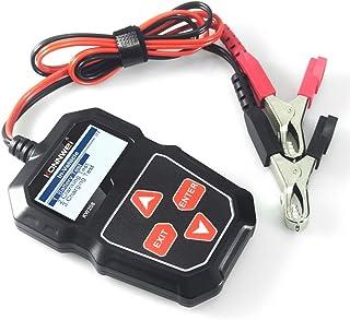 Testador de bateria de carro analisador automático de bateria para carregador de carro de 12 V analisador de tensão de tes...