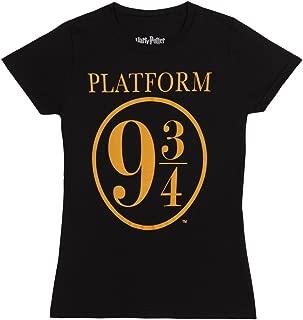 Harry Potter Platform 9 3/4 Juniors T-Shirt