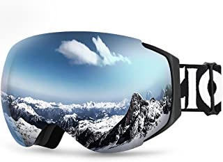 Best mens snow goggles Reviews