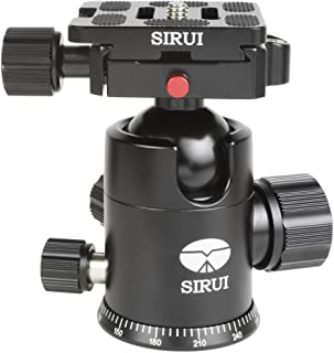 SIRUI G-20X Ball Head with Quick Release Plate