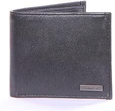 Calvin Klein Men's Passcase Bi-Fold Coin Holder Wallets Leather Brand New