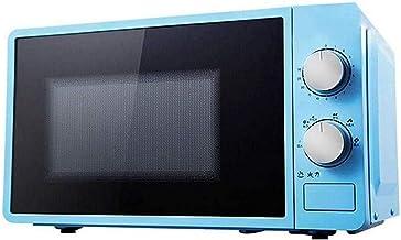 UYZ Temporizador para Horno microondas Cocción rápida con un Toque Fácil de Limpiar Diseño Elegante Microondas de 20 l (Color: Azul)