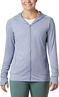 Columbia Women's Place To Place II Full Zip Hoodie, Sun Protection