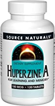 Source Naturals Huperzine A 200mcg For Learning & Memory - 120 Tablets