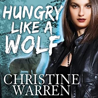 Hungry Like a Wolf audiobook cover art