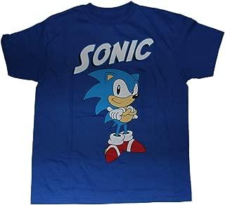 Sonic The Hedgehog Original Boys Shirt 8-20