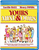 Yours Mine and Ours [Blu-ray] [Import]