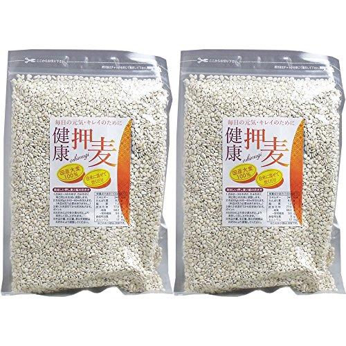 味源 健康押麦 国内産(600g)