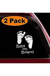 Prinzessin Hanna Baby Kind an Bord M/ädchen Auto-Zeichen Prinzessin001