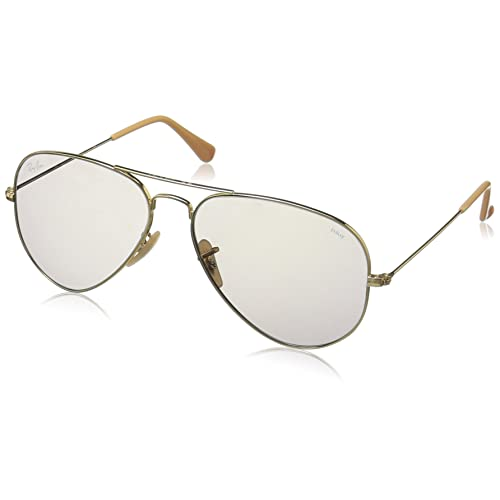 156ba0421cf Ray-Ban RB3025 Aviator Large Metal Unisex Sunglasses