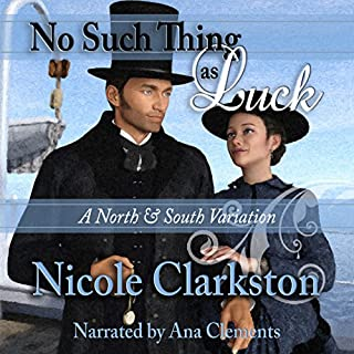 No Such Thing as Luck audiobook cover art
