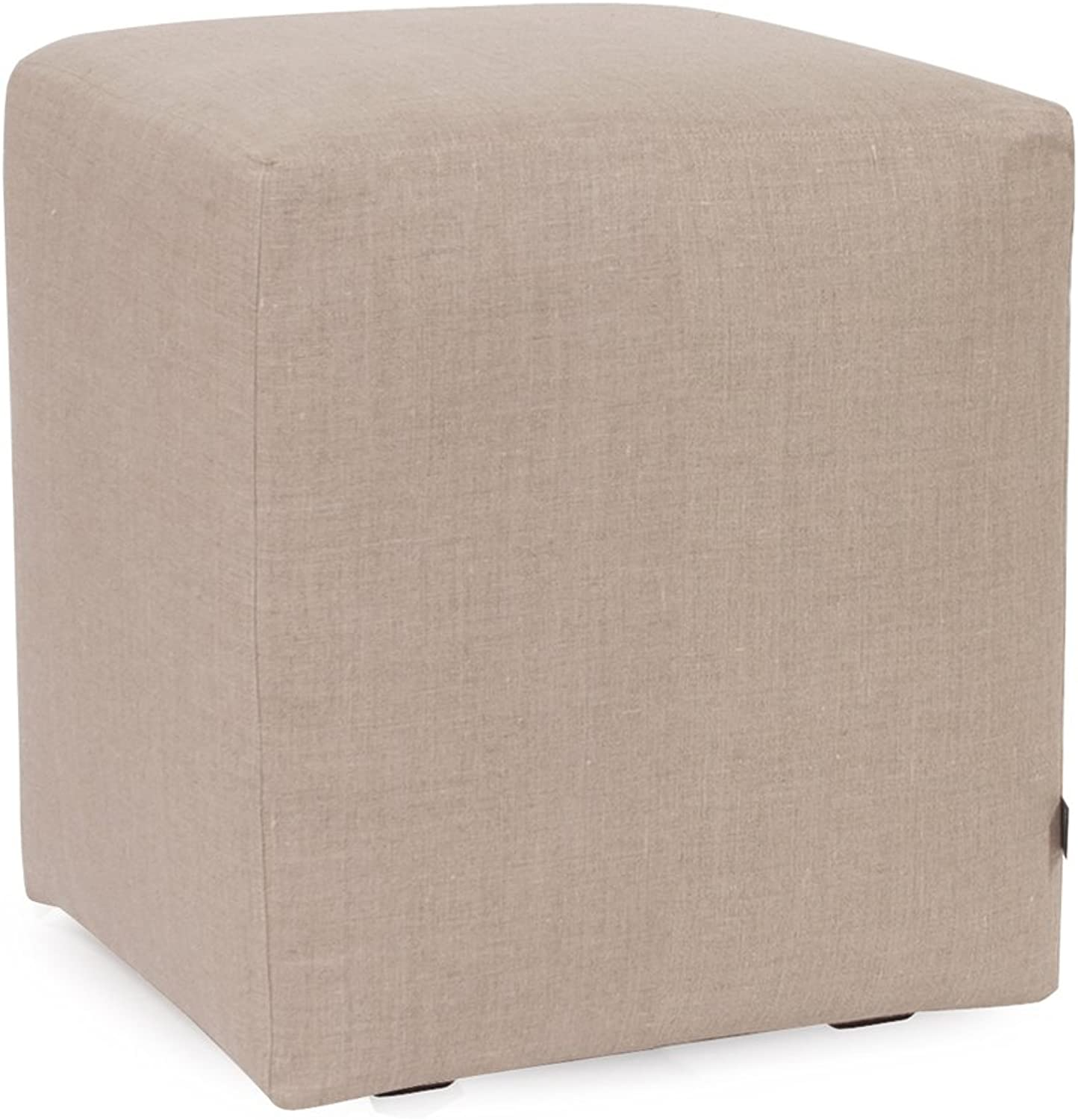 Howard Elliott Collection C128-610 Prairie Linen Universal Cube Cover, Natural