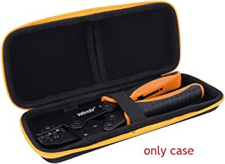 Aenllosi Hard Carrying Case for Crimping Tool/Wire Crimper