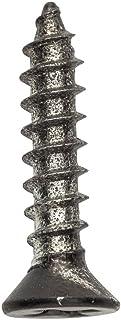 """National Hardware N179-159 - Scrflt #7 x 3/4"""" Phillips Platte kop Houten Schroef In Zwart"""