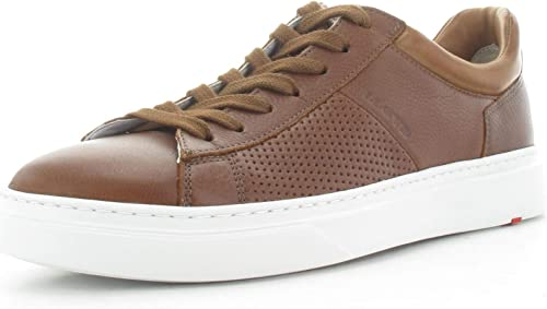 LLOYD 19-001-52, Chaussures de Ville à Lacets pour Homme Marron Cognac