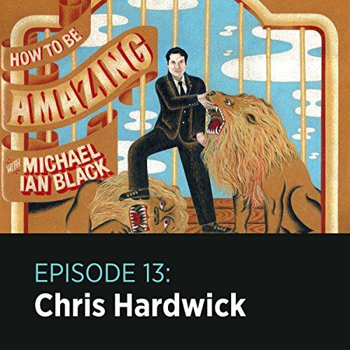 13: Chris Hardwick cover art