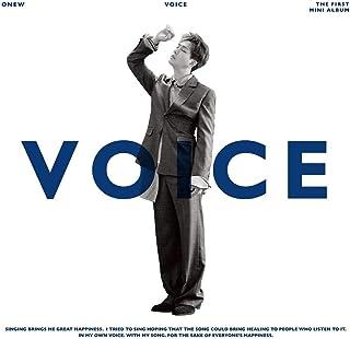 オンユ シャイニー - VOICE [Random ver.] (1st Mini Album) CD+Booklet+Photocard+Folded Poster [KPO...