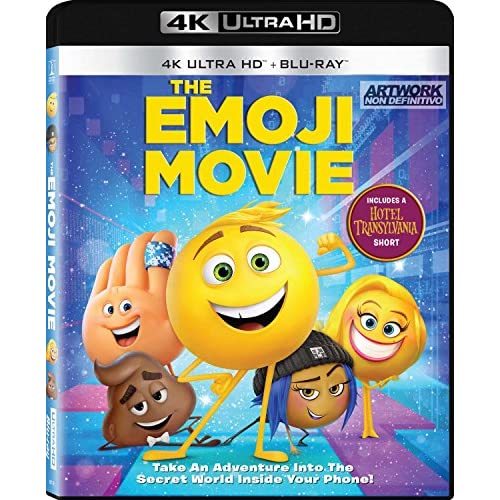 Emoji Movie (4K+Br)