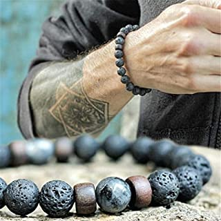 Best custom wooden bead bracelet Reviews