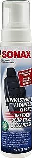 Sonax 206141 Upholstery/Alcantara Cleaner, 8.45 Fluid_Ounces