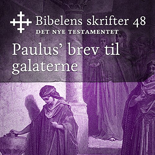Paulus' brev til galaterne cover art