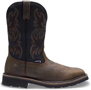 WOLVERINE Men's Rancher WP Boot